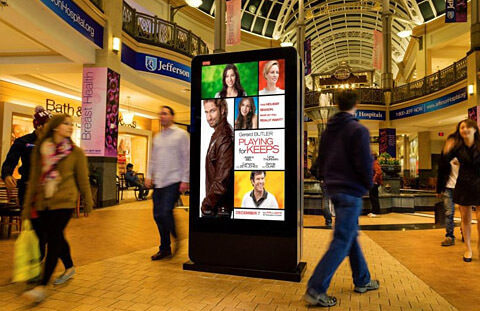Display Kiosks